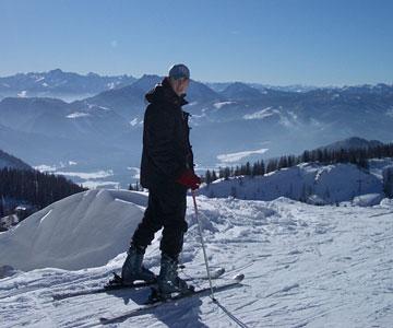 skier Tauplitz